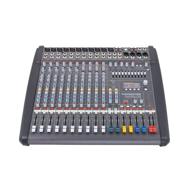 Mixer là gì và có tác dụng gì trong dàn âm thanh chuyên nghiệp?