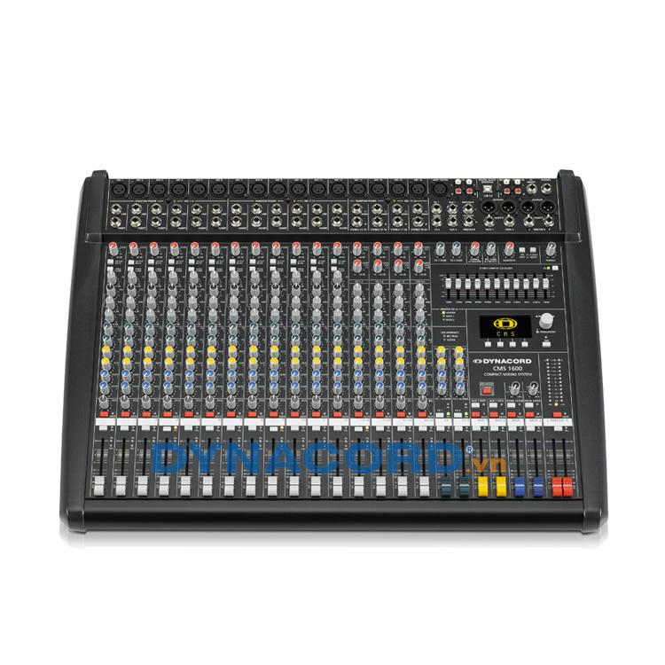 Cách kết nối Mixer với các thiết bị audio khác