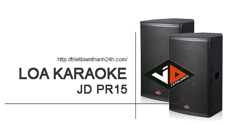 Loa JD PR15