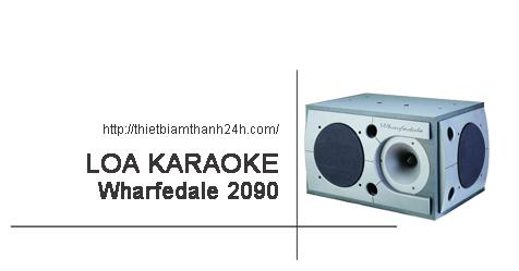 Loa Wharfedale 2090