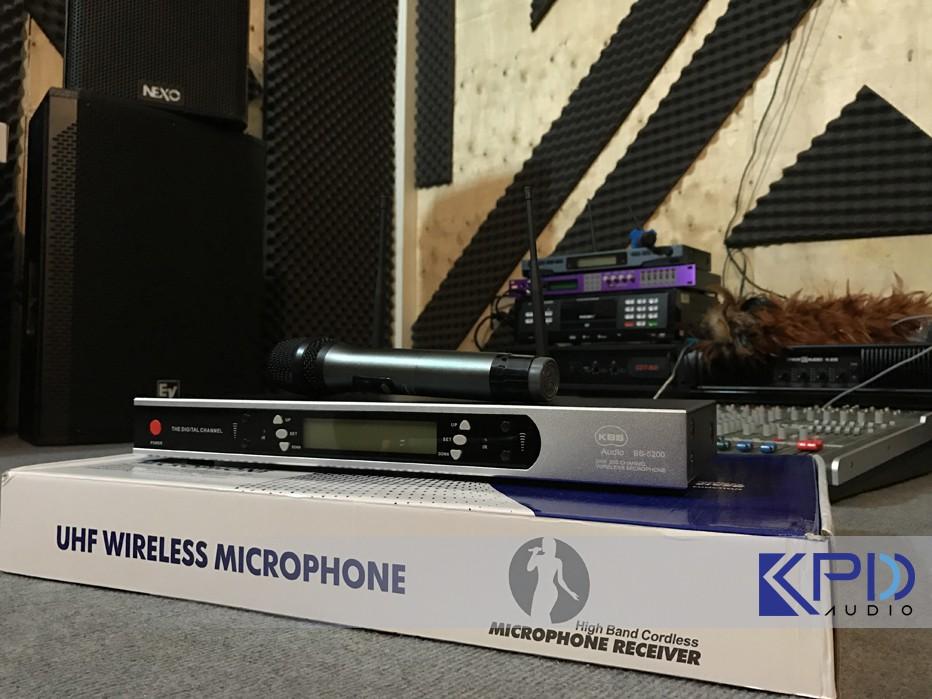 Micro không dây KBS BS 5200