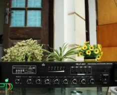 Amply DB LP-100T chia 5 vùng 100W