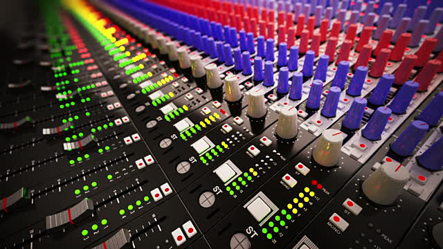 Bí quyết điều chỉnh mixer cho âm thanh hội trường