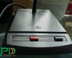Micro đại biểu DB LH-8000A