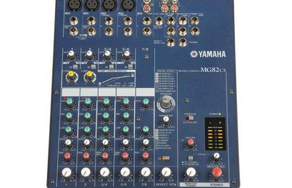 Bàn Mixer Yamaha MG82CX