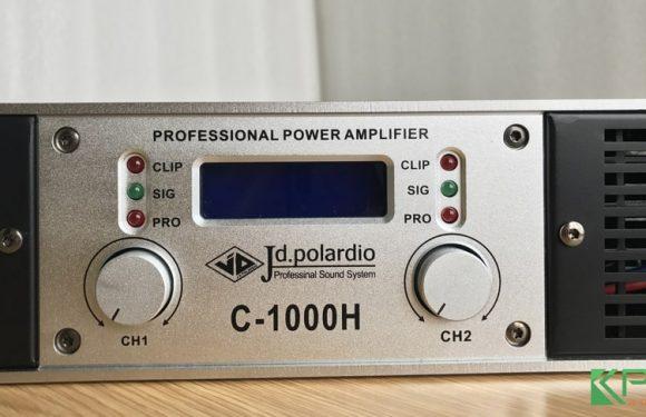 Cục đẩy JD C1000