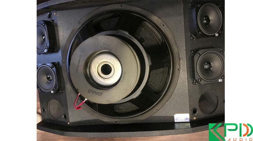 Loa BMB CSD 2000SE đỉnh cao của âm thanh karaoke
