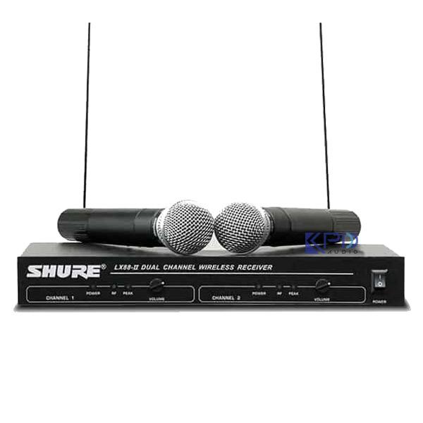 Micro không dây Shure LX88 II