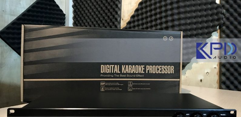 Vang số KV Audio K1000II