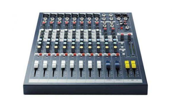 Bàn mixer Soundcraft EPM8